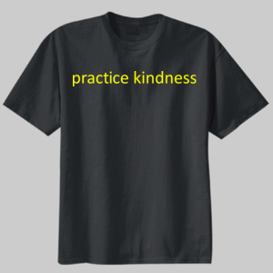 Official Youth Practice Kindness T-shirt